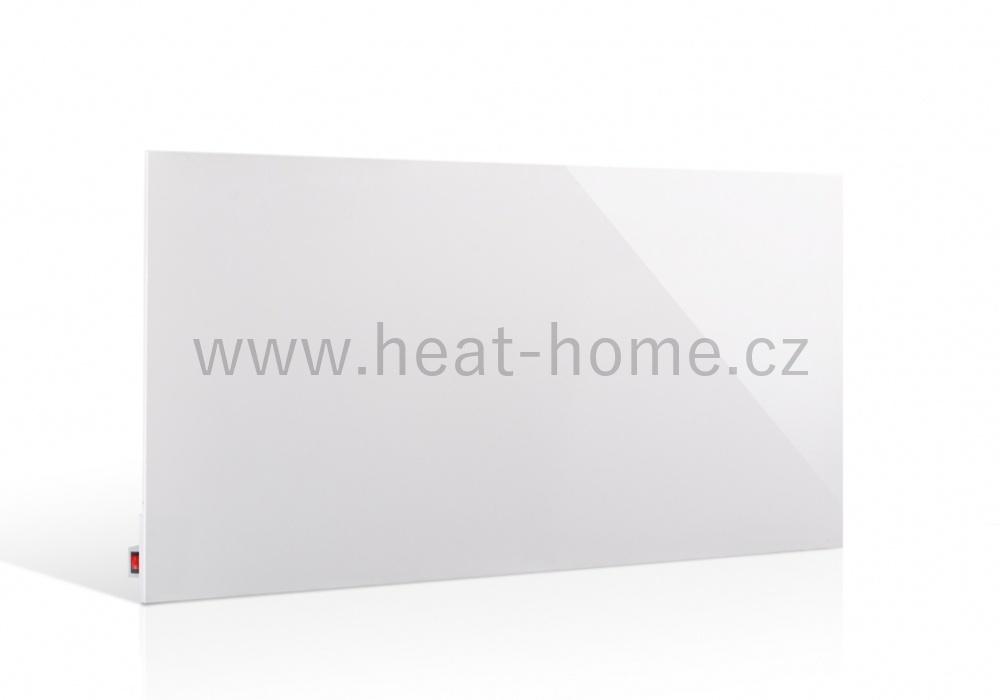 Topný panel Heat Decor HD-SW750 s vypínačem, 750W – kovový infrapanel s vypínačem